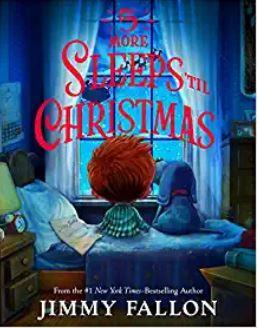 5 More Sleeps 'til Christmas books for children
