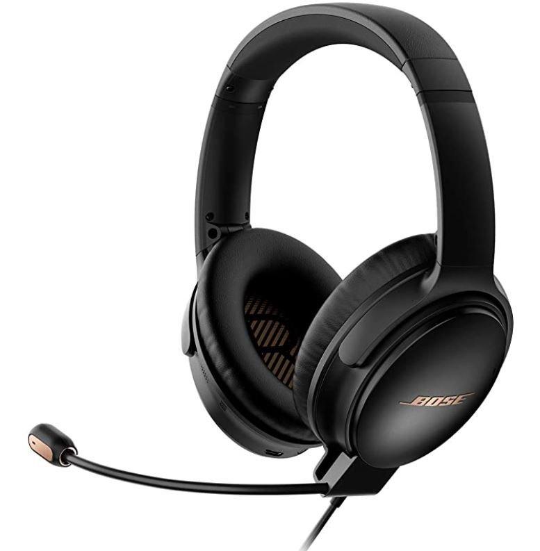 Bose Comfortable Gaming Headset