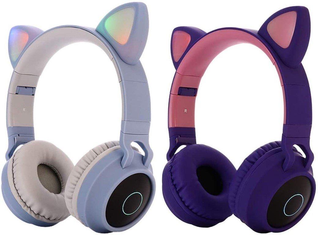 Luckyu cat ear gaming headset