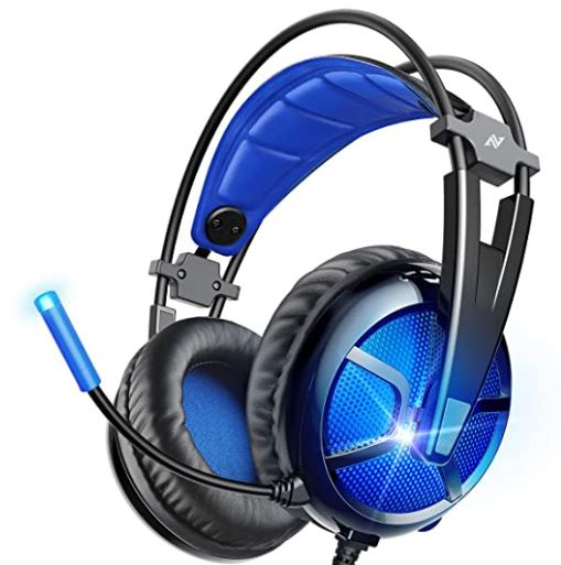 ABKONCORE Gaming headphones with USB