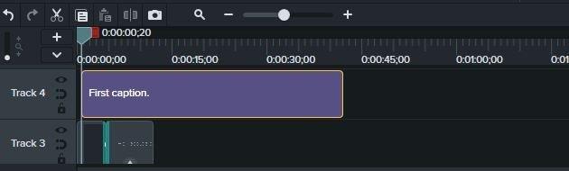 subtitle track
