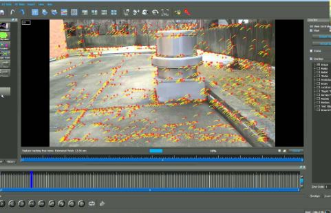 Buojou 3d tracking software