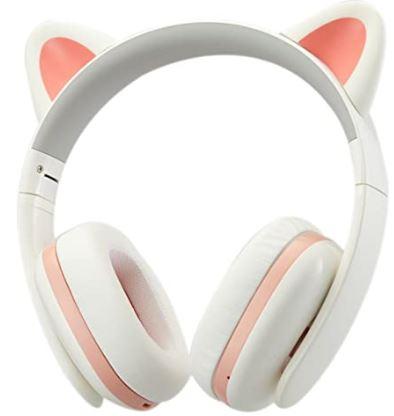 Gaming Headset Headphone Cat Ear