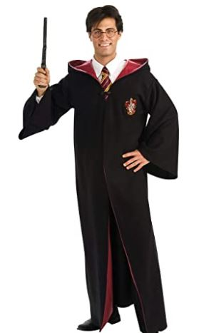 Harry Potter Deluxe Robe Adult Gryffindor