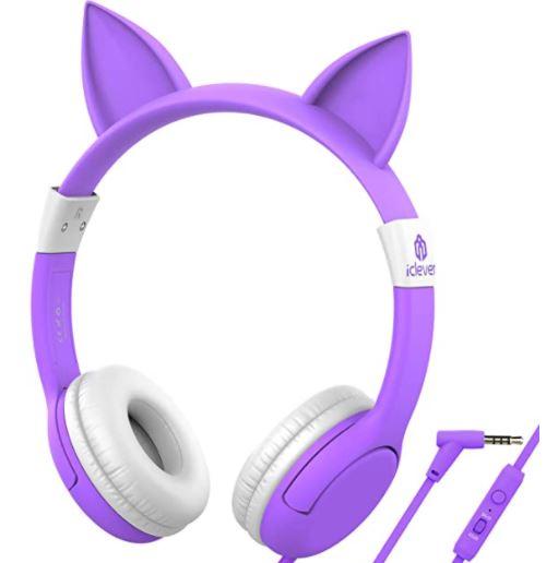 iClever Cat Ear Headphone