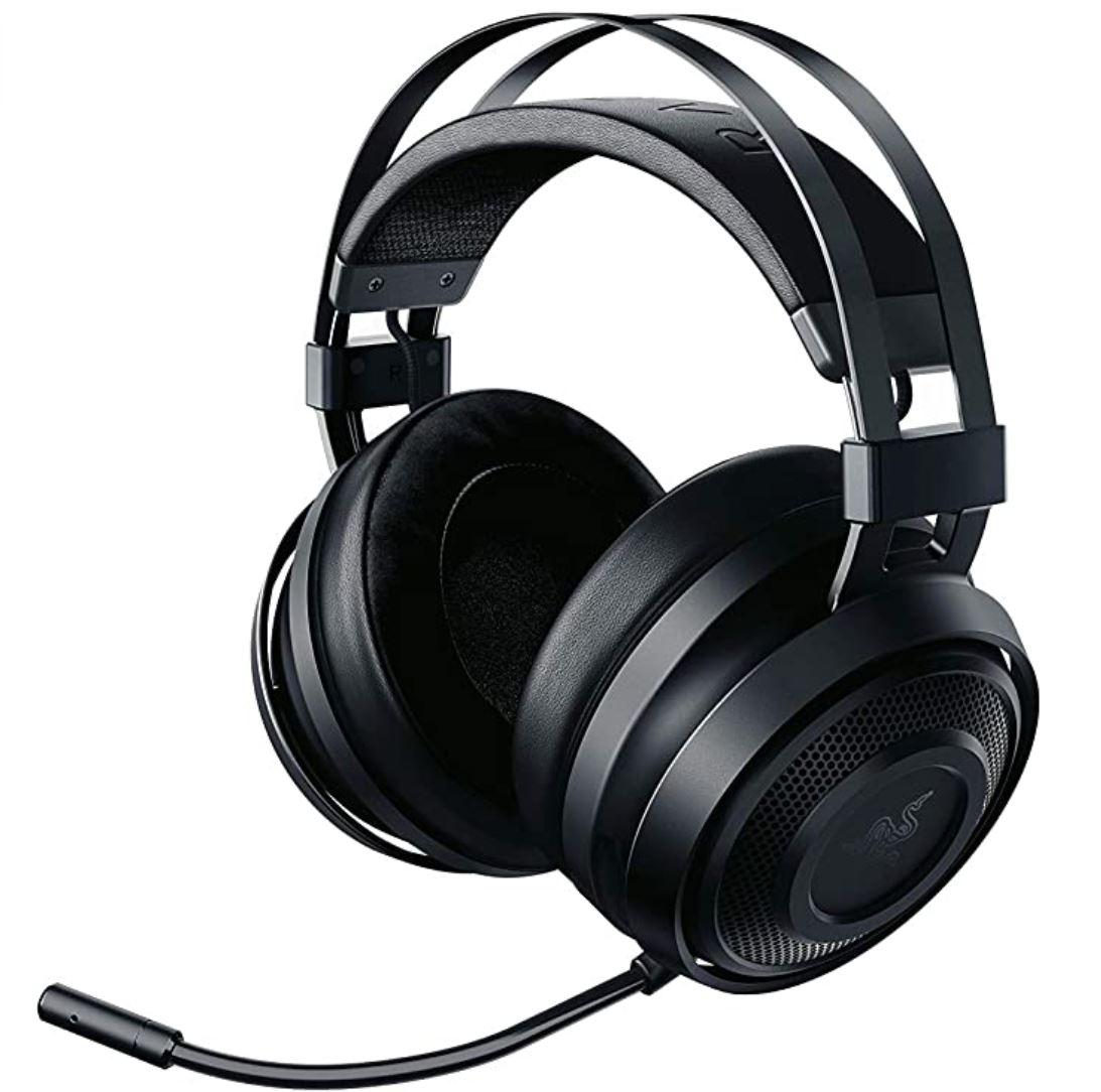 Razer Nari Wireless Comfortable Gaming Headset