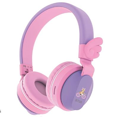 Bluetooth Anime Headphones