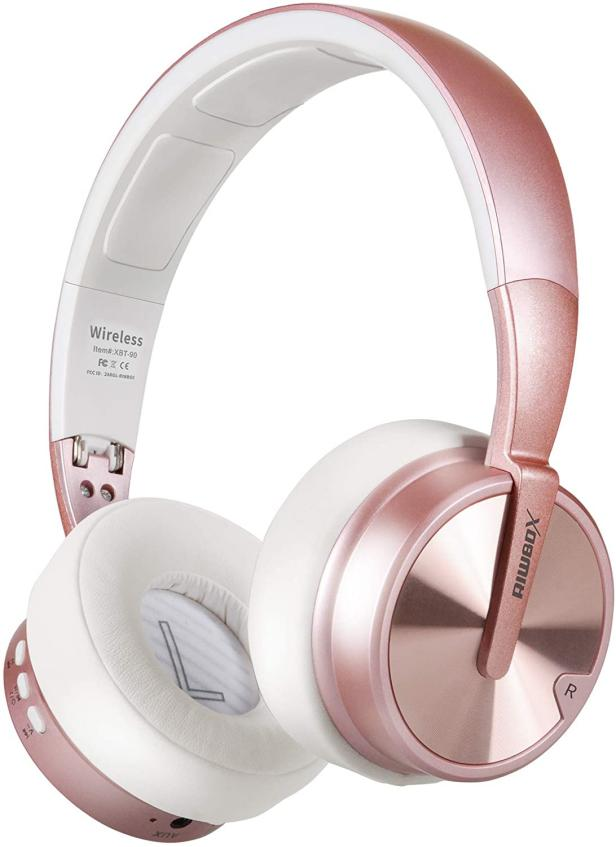 Riwbox Bluetooth girls Headphones